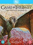 Game of Thrones - Season 1-6 [Blu-ray] [Region Free] [UK Import]