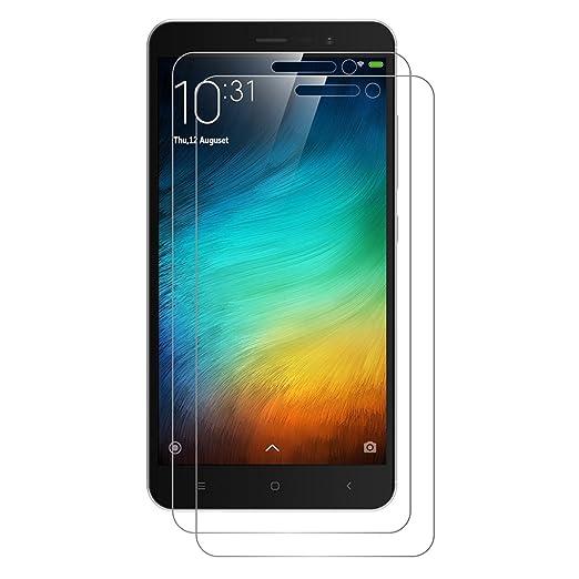 9 opinioni per [2 Pack] Xiaomi Redmi Note 3 Pellicola Protettiva, AICEK Xiaomi Redmi Note 3 Pro