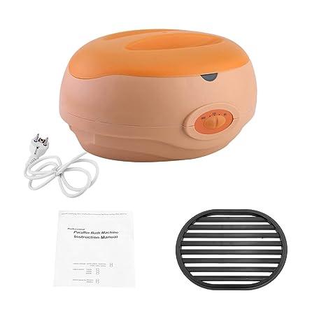 Dailyinshop Terapia de parafina baño de Cera Pot cálido Balneario de la Mano Depiladora Calentador de