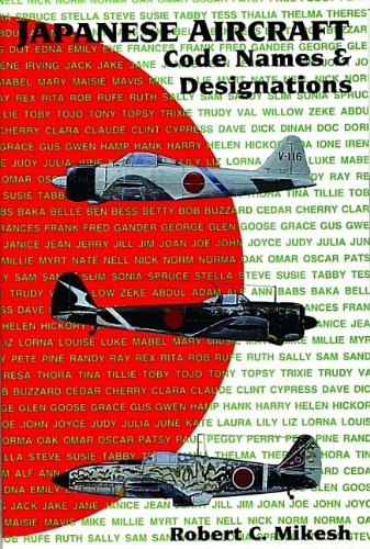 Japanese Aircraft Code Names & Designations: (Story Behind the Scenery)