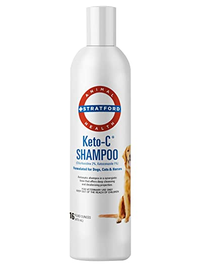 Stratford Pharmaceuticals KETO-C Medicated Shampoo