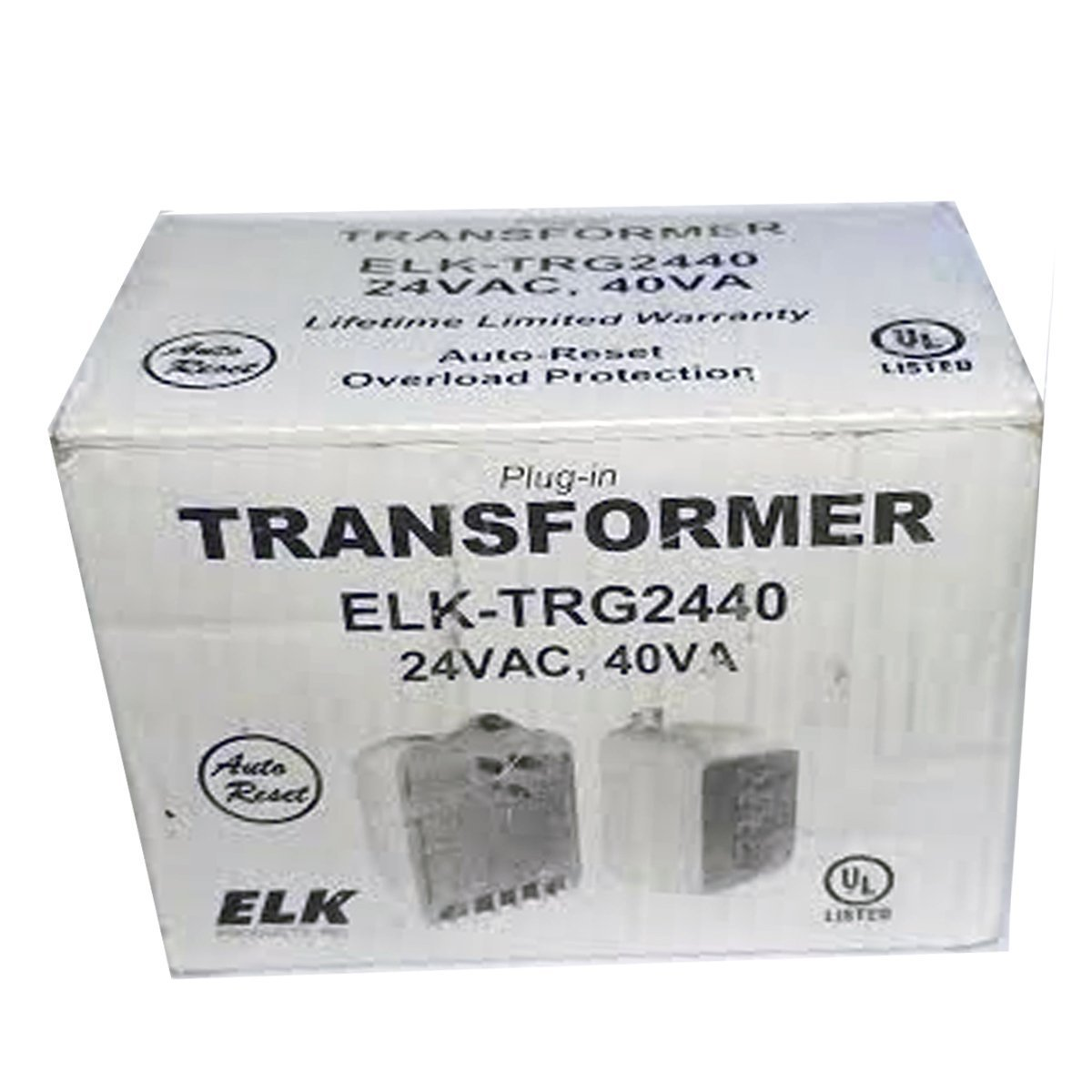 ELK TRG2440 Step Down Transformer Elk Products Inc.