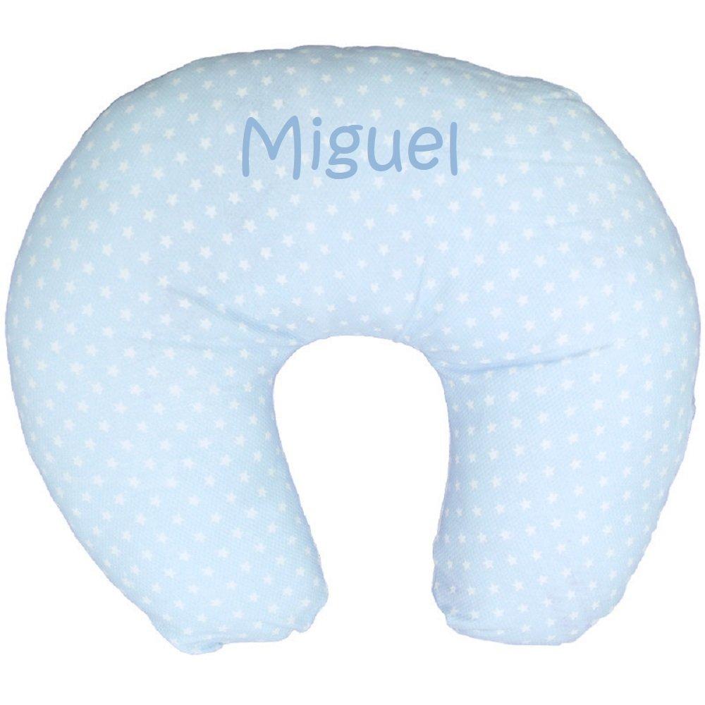 Cojín almohada lactancia pique personalizada con el nombre ...