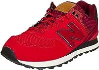 new balance e sneaker ml574 d synthetic dunkelblau