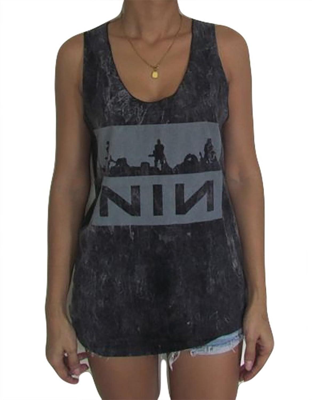 Nine Inch Nails Vest Tank Top Singlet Sleeveless T-Shirt 70%OFF ...