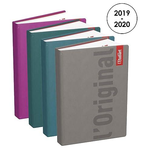 Amazon.com: LEtudiant Original - 1 Daily Academic Diary ...