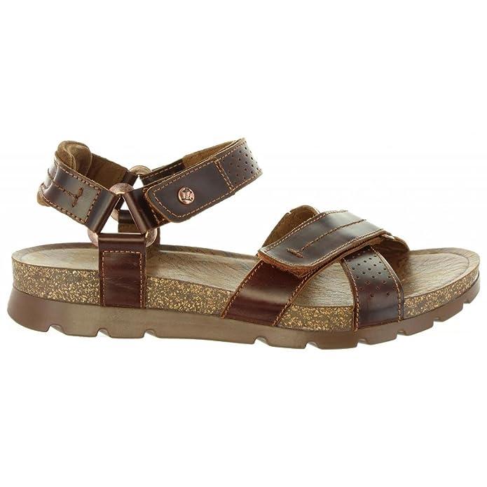 Mens Sambo Explorer Open Toe Sandals Panama Jack 78x5M939