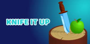 Knife It Up - Hit Knife Throw Game Simulator 2018 from JustForward Hyper Casual Games