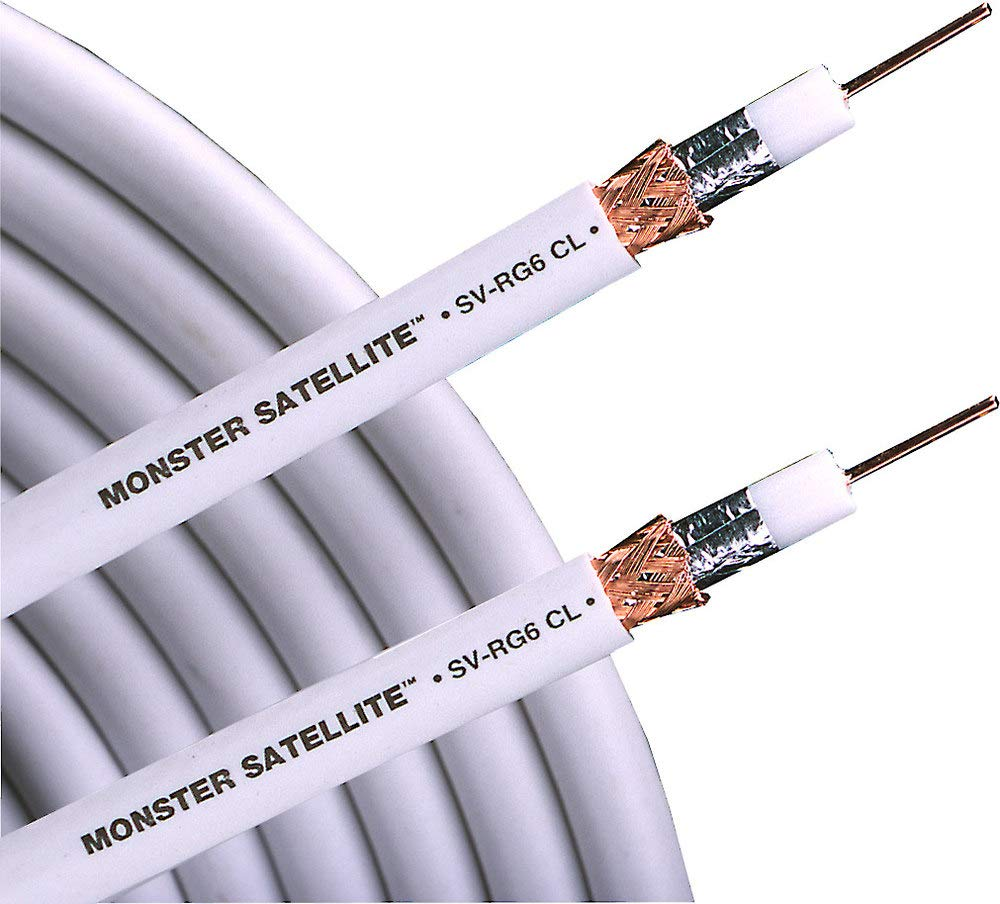 MONSTER Cable Monster Video RG6 Cable - Priced by Linear Foot