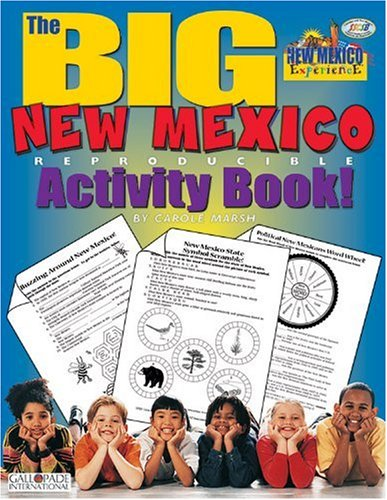 The BIG New Mexico Reproducible Activity Book (New Mexico Experience) ebook