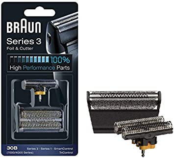 Braun - Láminas 30B - Láminas de recambio para afeitadoras ...