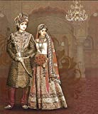 Yash Cards Royal Wedding Invitation Cards Ethnic Card Designs Vivah Patrika Best Choice For Wedding Beautiful & Unique Creations (Pack Of 100) - 1208