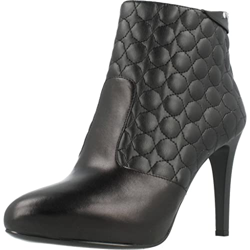 Nero Giardini Tronchetti scarpe donna nero 9634 elegante