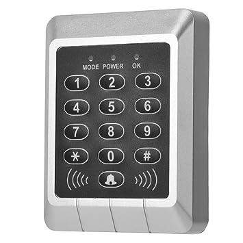 Controlador de Control de Acceso con Teclado + 10pcs ...