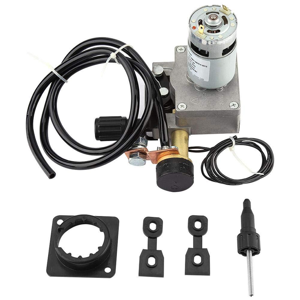 Alimentador de alambre de 24V 25W, Ensamblaje de alimentación de alambre del alimentador de alambre 0.6-1.0mm, Alimentador de alambre del soldador Alimentador de alambre Mig(24V)
