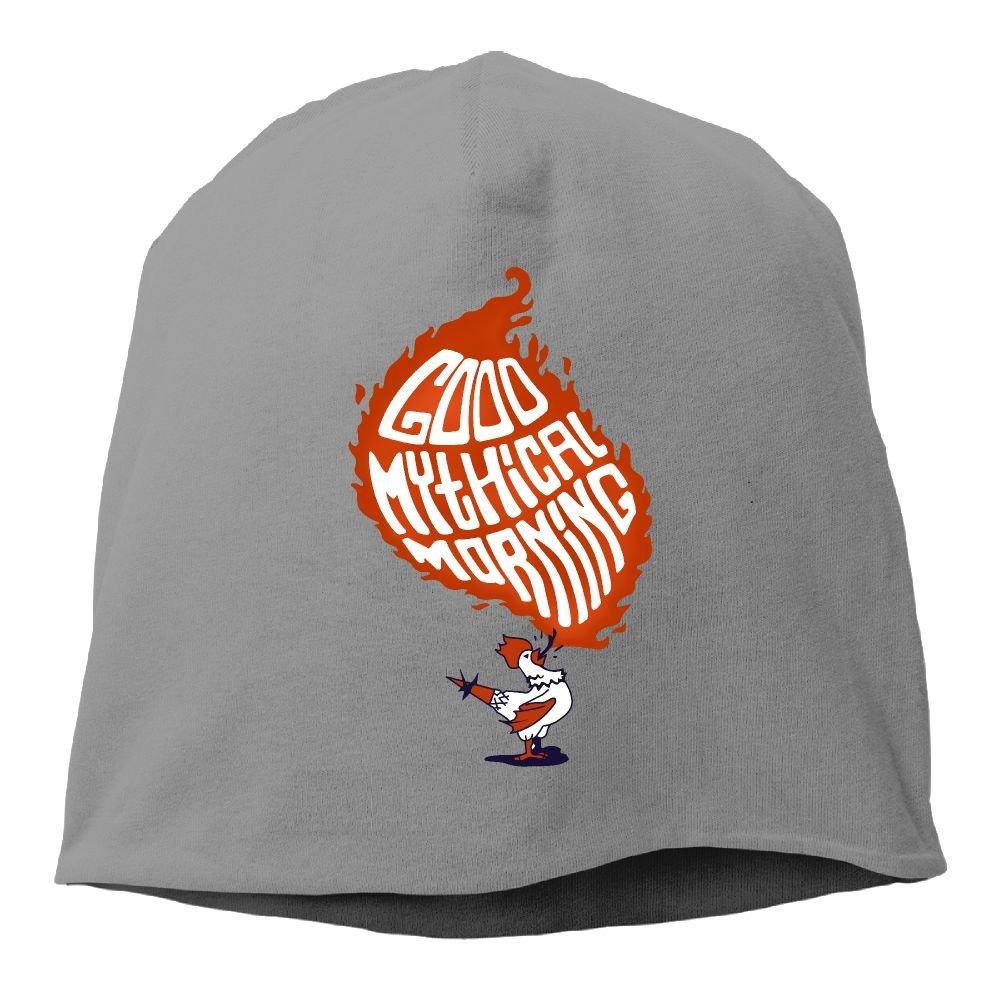 Posx Good Mythical Morning Turkey Knit Hat Cap Beanie For Women/Men