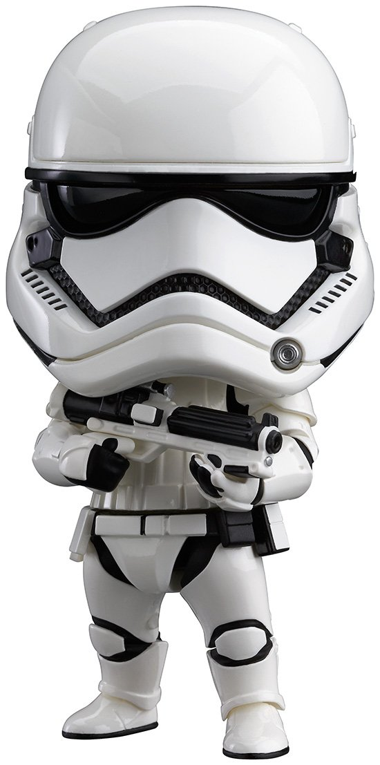 Nendoroid Star Wars The Force Awakens First Order Stormtrooper Model Action Posable Figure Good Smile Company by Nandoroid