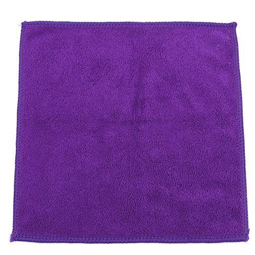 Golden Eye Rem Cloth Gun Cleaning Cloth with MoistureGuard ( 10 x 10 Inch ) (Purple)