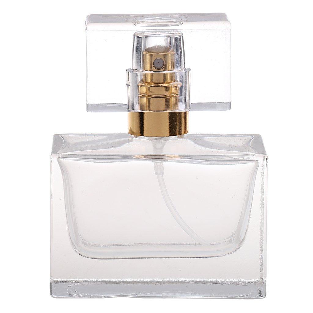 sharplace 30ML Bottiglia di profumo atomizzatore profumo atomizzatore gold