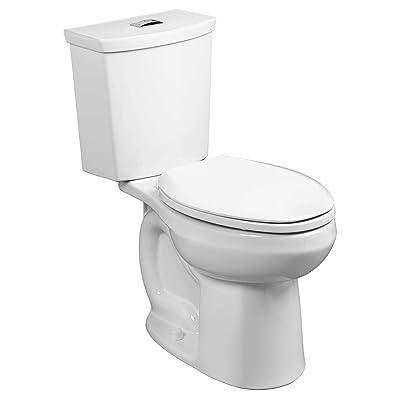American Standard 2887218.020 H2Option Dual Flush Elongated 0.92/1.28 gpf Toilet
