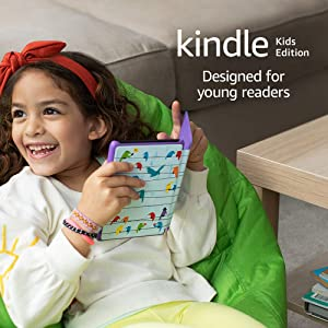 Kindle Kids Edition   Includes access to over a thousand books, Rainbow Birds Cover: Amazon.co.uk: Amazon Devices