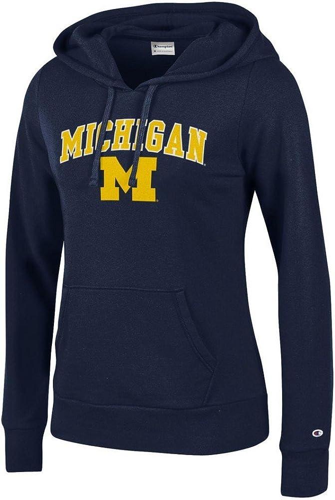 Elite Fan Shop NCAA Womens Hoodie Sweatshirt Team Color