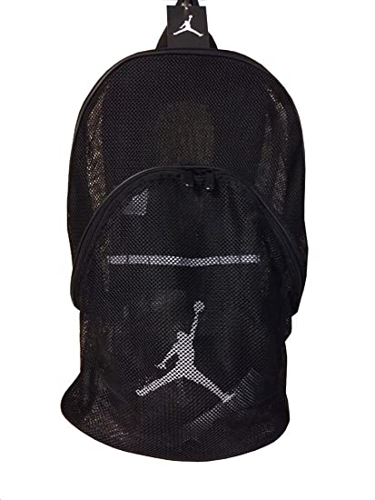 cd3af21cc3a6 Amazon.com   Nike Air Jordan Mesh Backpack   Sports   Outdoors