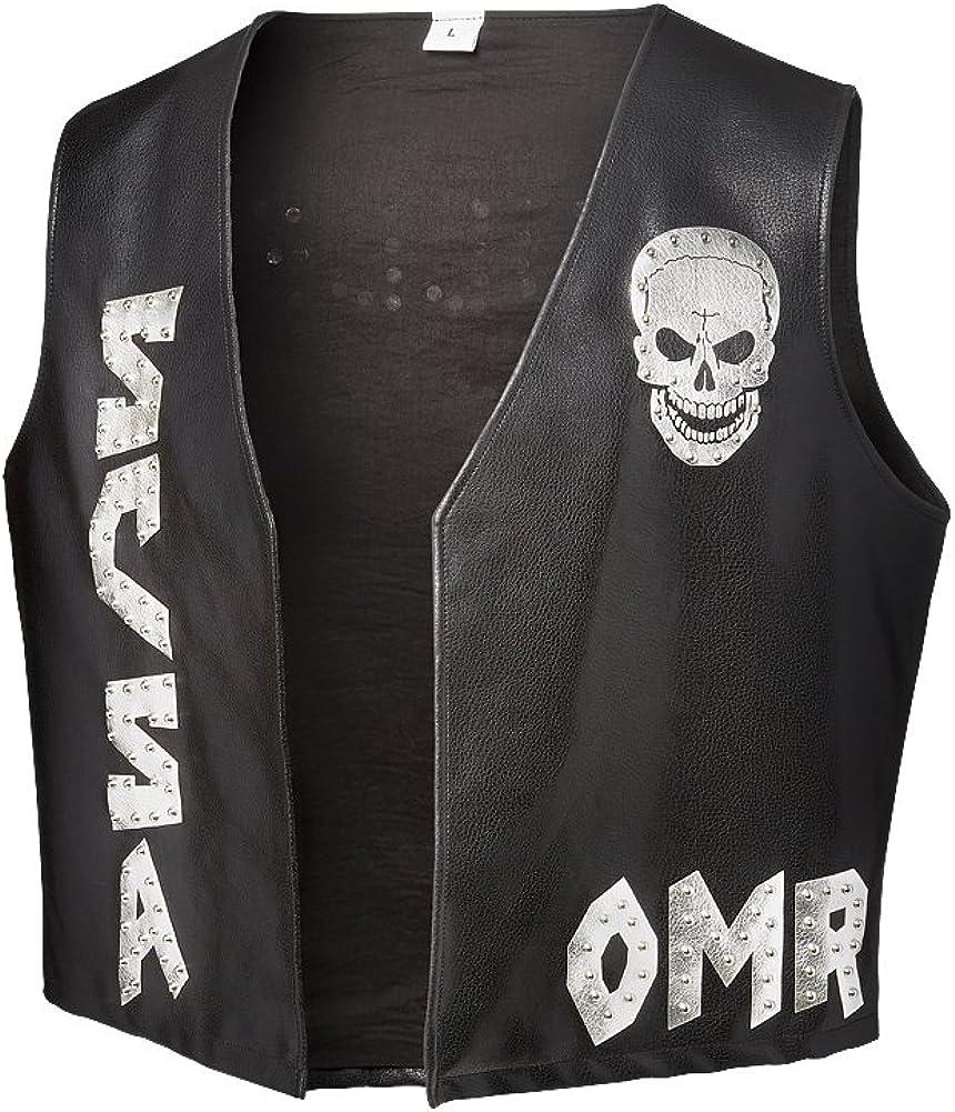 Stone Cold Steve Austin One More Round Replica Vest Black Small