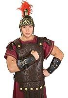 Rubie's Costume Co. Men's Roman Arm Guards Costume Accessory