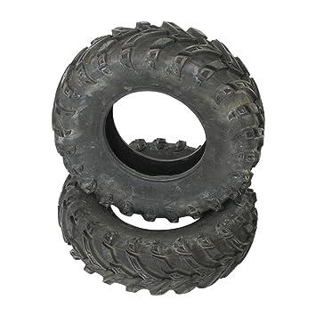 2 Neumáticos 25 X 8 - 12 Rueda para quad atv Buggy TL schlauchlos nuevo: Amazon.es: Coche y moto