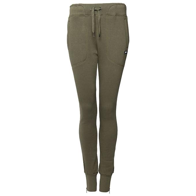 Slazenger - Pantalón deportivo - para mujer Verde caqui 36