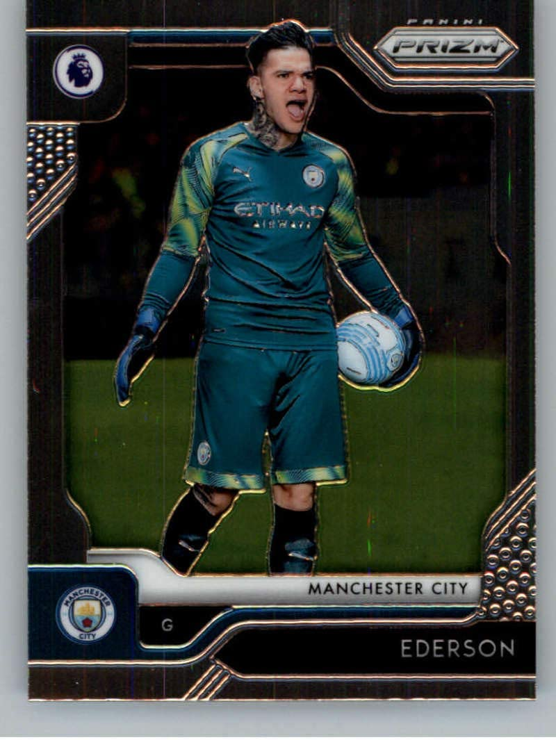 Panini Premier League 2019//20 Sergio Aguero Premium Gold Limited Edition card