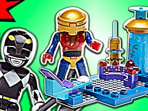 Power Rangers Cartoons Kids (Clip: Zordon's Command Center)