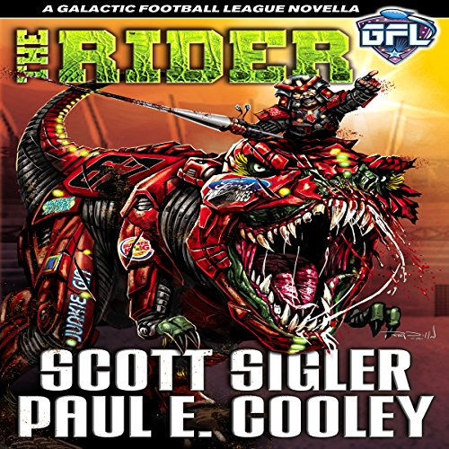 The Rider: Galactic Football League Novellas, Book 4