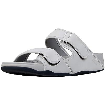 FitFlop Men's Adjustable Quick-Stick Straps Sandal | Shoes