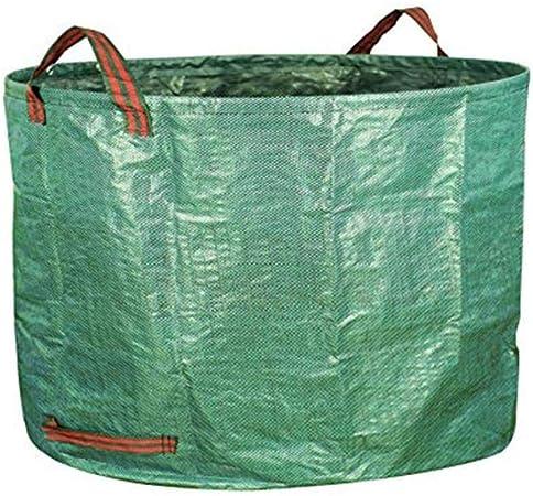whelsara 3 Piezas Bolsas De Almacenamiento Jardín Bolsas Hojas Jardinería Bolsa Césped Pesado Reutilizable Bolsa De Desechos Hojas Jardín Bolsa De Compost Probiótico Fermentación Cocina Value Present: Amazon.es: Hogar