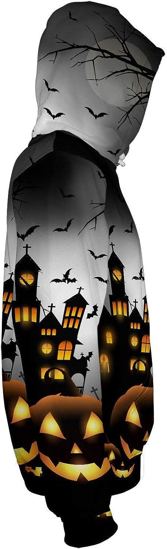 Spooky Scene Pullover Hoodie