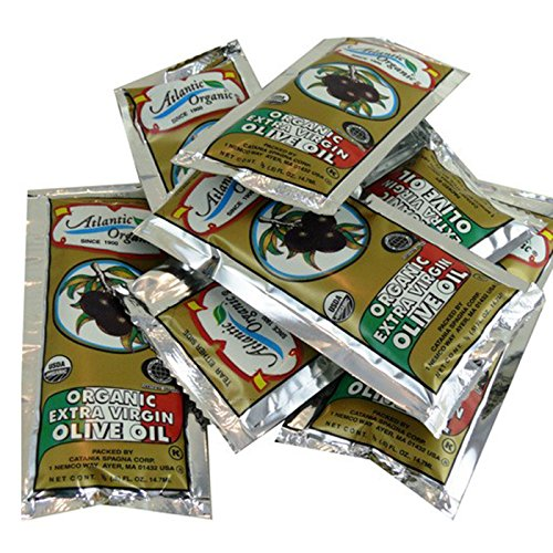 Backpacker's Pantry 11ml Olive Oil Packets (6 Pack), (Packaging May Vary)