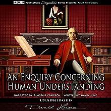 An Enquiry Concerning Human Understanding   Livre audio Auteur(s) : David Hume Narrateur(s) : Alastair Cameron