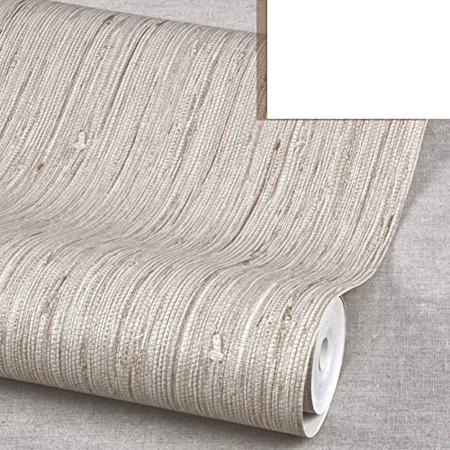 Chinese-style solid color solid rattan w - Red Faux Weave Wallpaper Shopping Results
