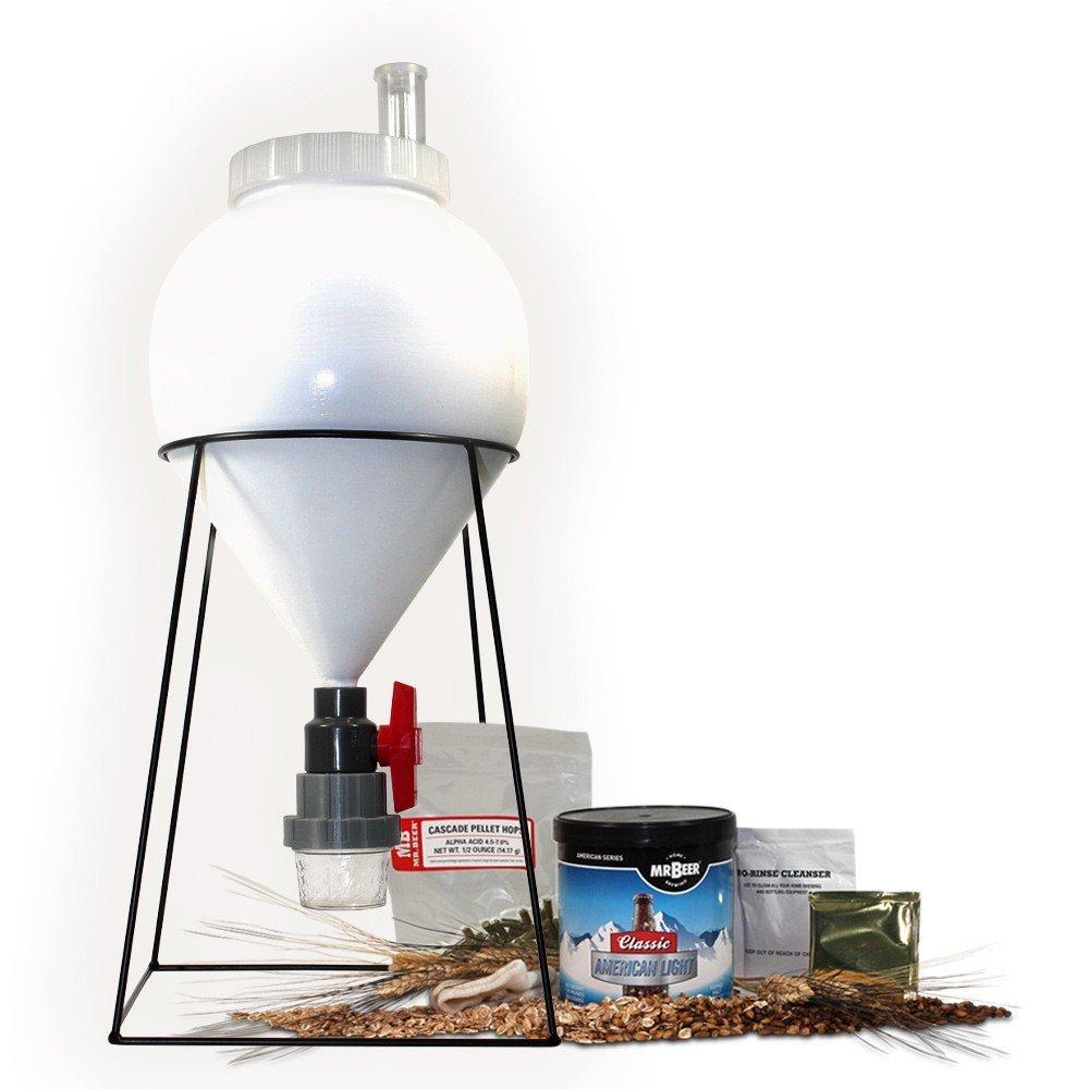 Mr. Beer Horse's Ass Starter Kit with 3 Gallon FastFerment