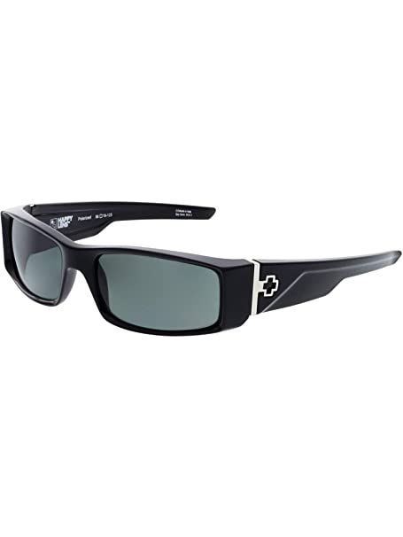 84fc400e7b Spy Optic Hielo 670375038864 Polarized Rectangular Sunglasses