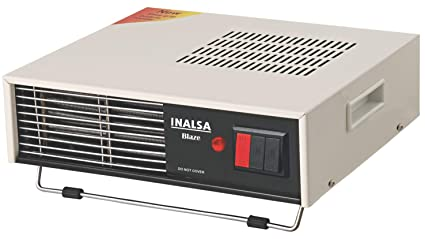 Inalsa Blaze 2000 Watt Room Heater Ivory Amazon In Home Kitchen