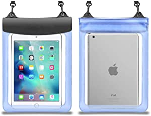 """Premium Tablet Waterproof Case Dry Bag Pouch for 9.7-11 inch Apple iPad/iPad Air/iPad Pro 11/10.5,Teclast M30/T20,Acer Iconia One 10,Android Tablet 10.1, Simbans TangoTab 10 Inch, Fusion5 10.1"""""""