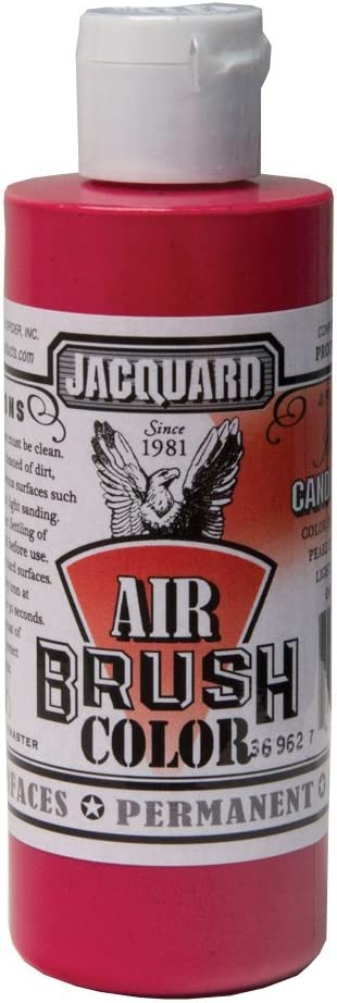 Jacquard Airbrush Color 4Oz Iridescent Candy Apple