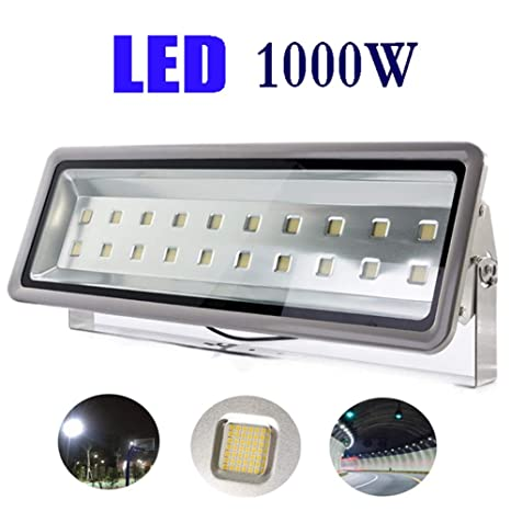 Proyectores Led Exterior, Super Brillante Chip de Alta ...