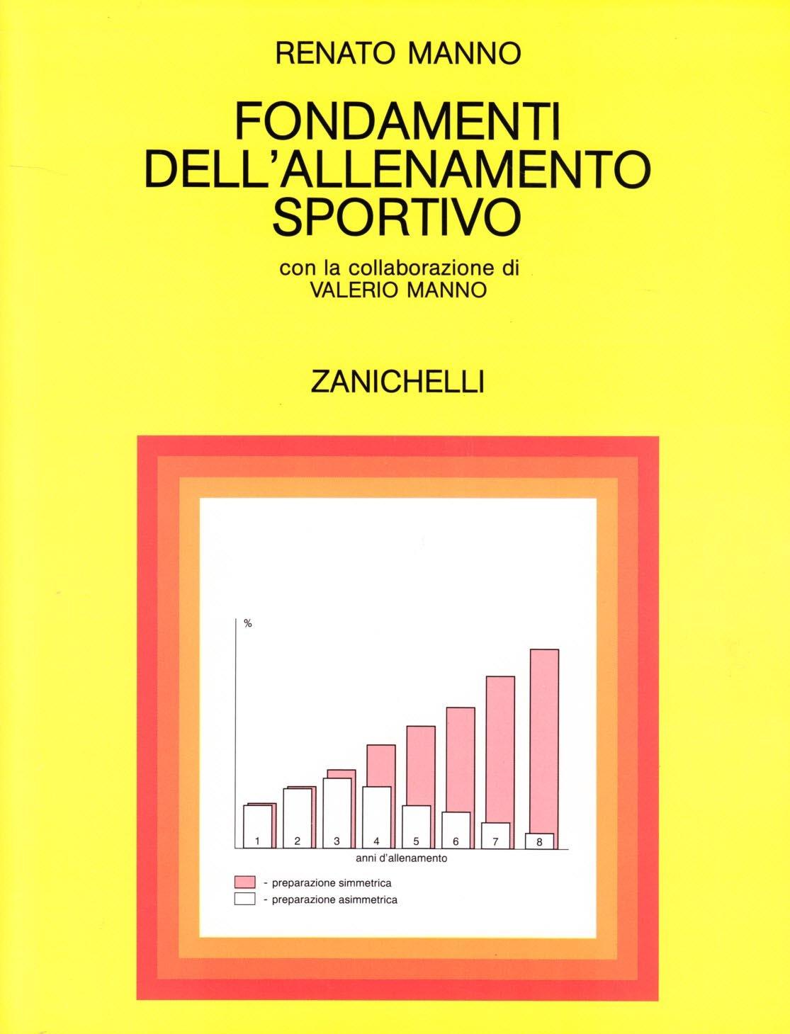 Fondamenti dell'allenamento sportivo Copertina flessibile – 31 lug 1989 Renato Manno Zanichelli 8808118886 Manuali