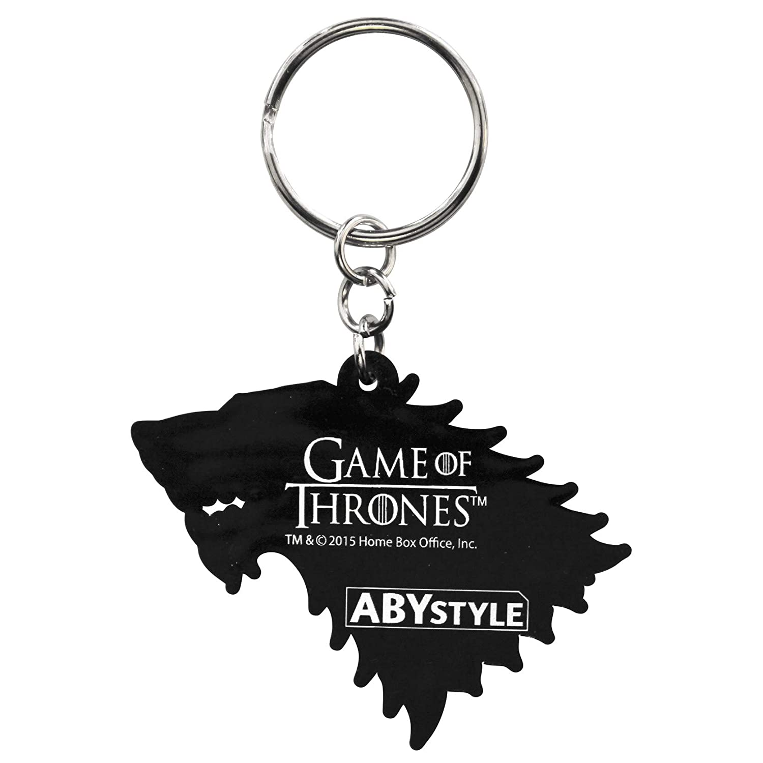 ABYstyle - GAME OF THRONES - Llavero PVC - Stark: Amazon.es ...