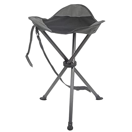 Brilliant Portal Tall Slacker Chair Folding Tripod Stool For Outdoor Camping Walking Hunting Hiking Fishing Travel Support 225 Lbs Inzonedesignstudio Interior Chair Design Inzonedesignstudiocom