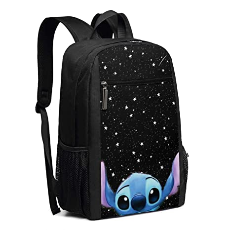 ee24652bb86d Amazon.com: Travel Laptop Backpack Space Stitch College School ...